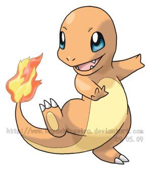 Pokemon #4 Charmander