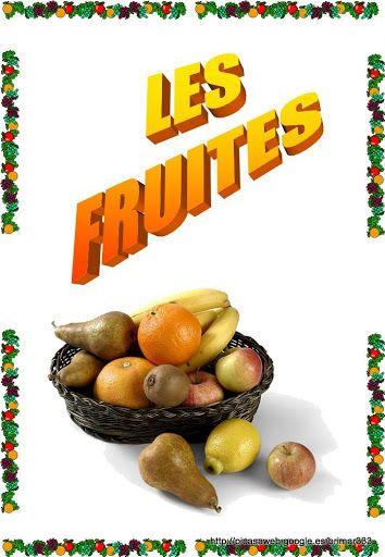 VOCABULARI DE FRUITES - brichi Monferrer - Álbumes web de Picasa