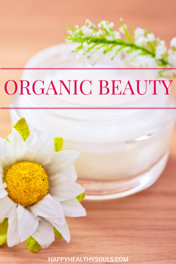 Want to know why you should switch to organic cosmetics? Then check out our article on organic beauty // http://www.happyhealthysouls.com/beauty/organic-beauty  #happyhealthysouls #beauty #organic #body #healthy #skincare #routine