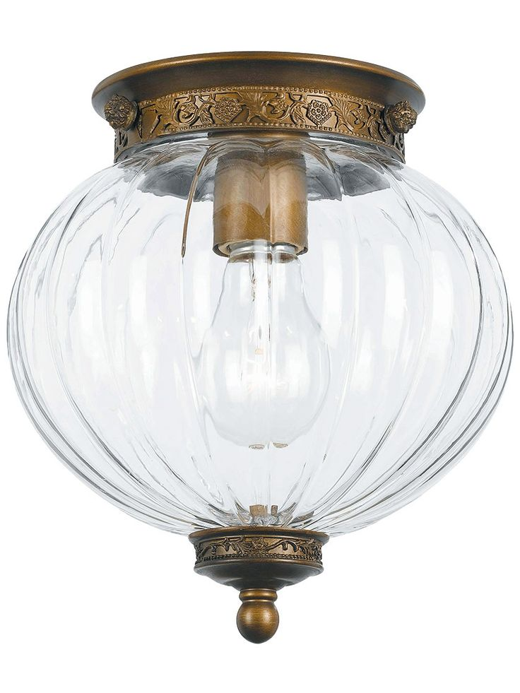 Buy The Crystorama Lighting Group Antique Brass Direct. Shop For The  Crystorama Lighting Group Antique Brass Camden 1 Light Flush Mount Ceiling  Fixture With ...