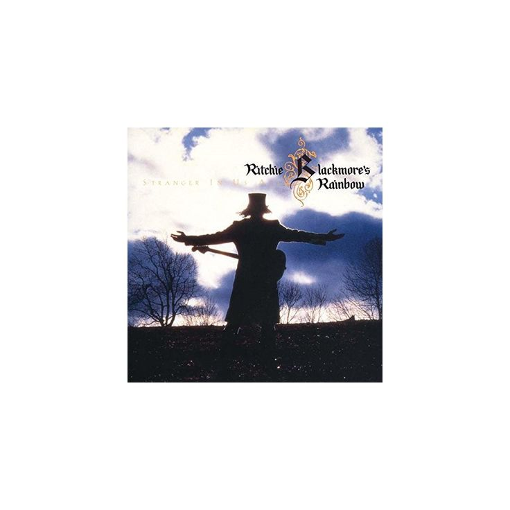 Ritchie Blackmore & Rainbow - Stranger in Us All: Expanded Edition (CD)