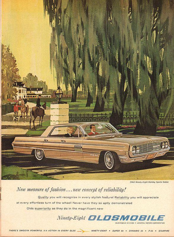 1962 oldsmobile ninety
