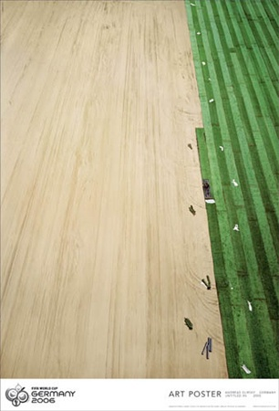 Andreas Gursky, Untitled XV, 2006 World Cup, South Africa