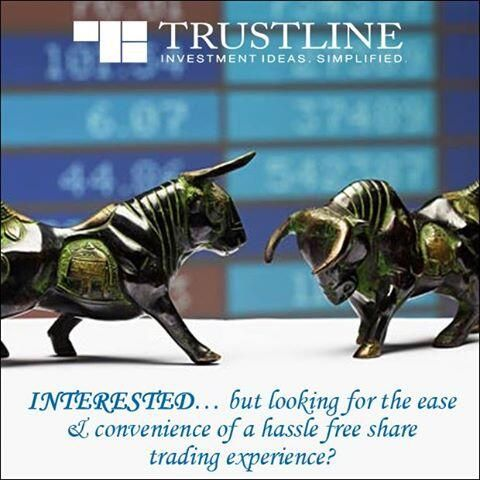 Trustline is a leading online share trading company with multiple offices across in India. Trustline provides an online trading platform for all financial products along with advisory services in the financial services sector. Read more about Online Share Trading at https://www.trustline.in/online-trading or call at +91 9015424425.