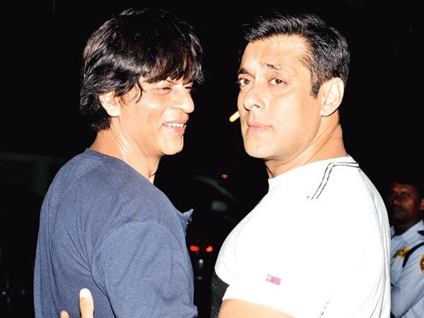 When Shah Rukh Khan and Salman Khan got emotional