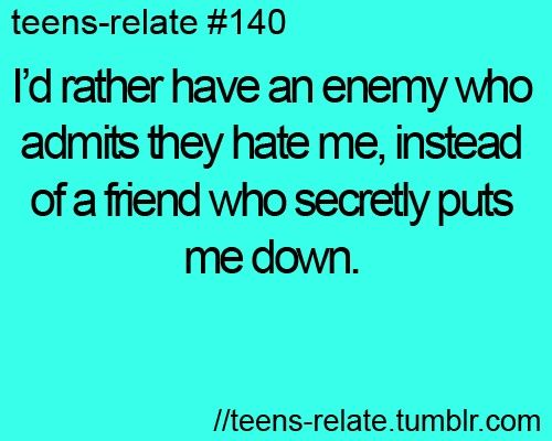 Quotes About Fake Relationships: Friendship Quotes