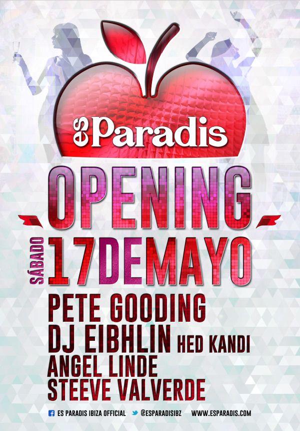 Es Paradis - OPENING