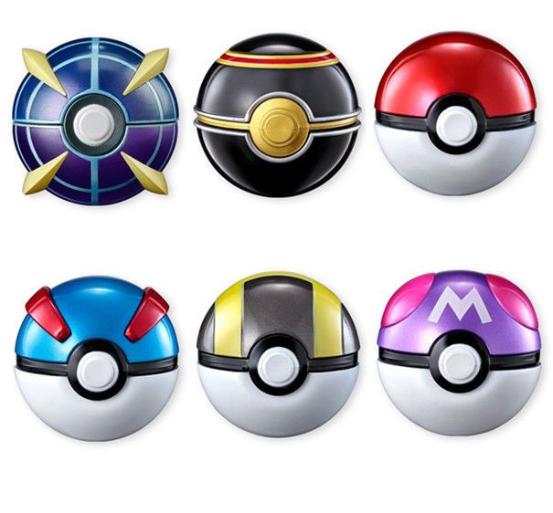 Pokemon Poke Ultra Master Beast Ball Character Ultra Mint Candy Toy Set Of 6 Pokemon Pokemon Ball Cute Pokemon Wallpaper