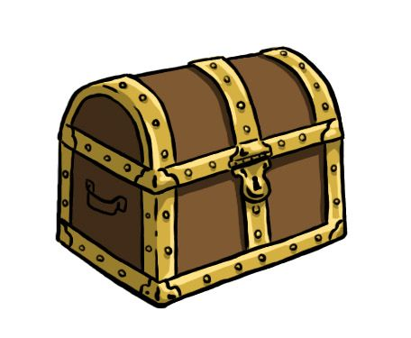 How to Draw a Treasure Chest: 10 Steps (with Pictures) - wikiHow