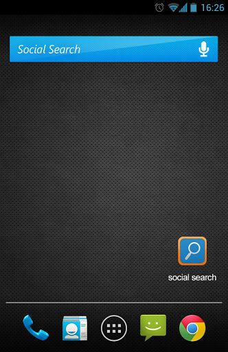 fufinder is the first Social Search App that combines Google's web search with social results from your Facebook friends.  <p>BETA VERSION: ** THIS APP WILL ONLY WORK IF YOU SIGN-IN WITH YOUR FACEBOOK ACCOUT **<p>Ever wondered whether any of your friends might have the solution for what you are searching? No More! fufinder's Social Search app will show you relevant information, published by your friends on Facebook, when searching the web.<p>Find it all in one place: <br>fufinder will save…