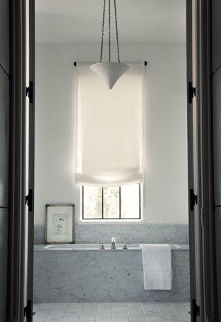 Betsy Brown Interior ▇ #Home #Bath #Decor www.IrvineHomeBlog.com/HomeDecor