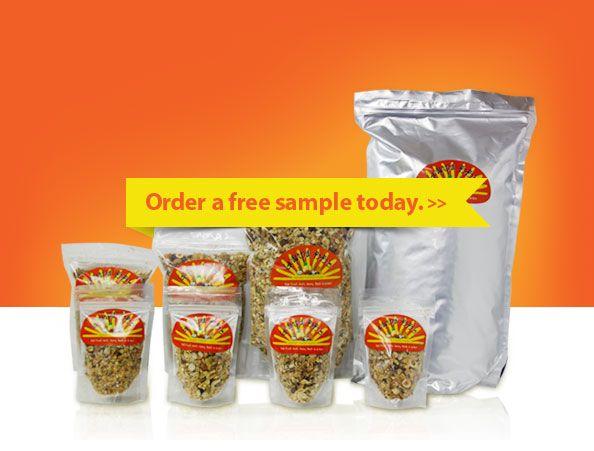 Granpa BB's Premium Toasted Muesli - So healthy and yum!