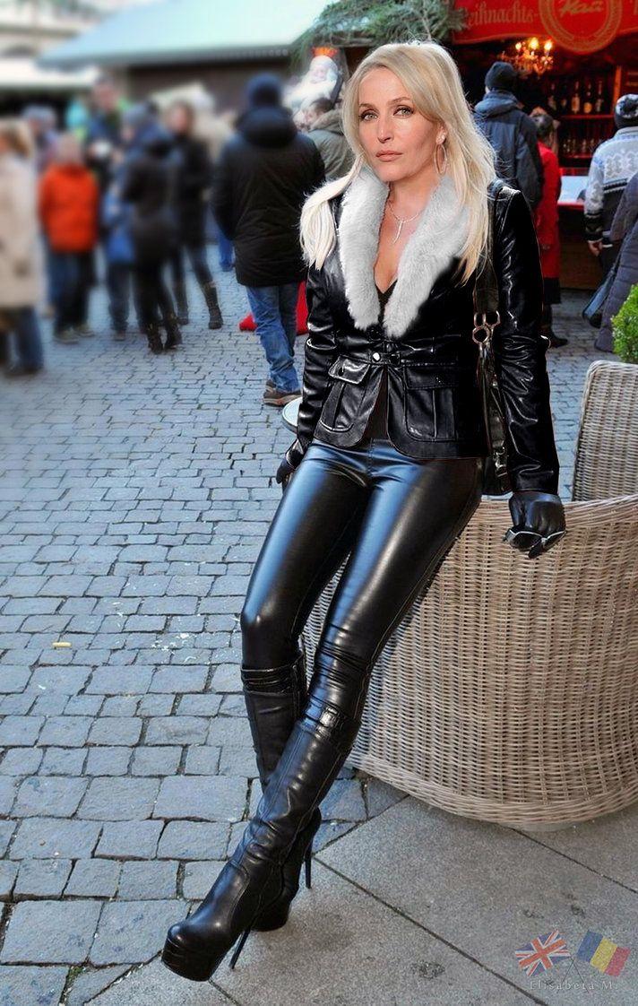 Gillian Anderson Nude & Hot Photos - Scandal Planet