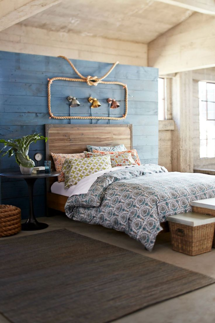 Shop The Look Urban Industrial Factory Inspired Pieces With An Urban Edge Worldmarket Bed
