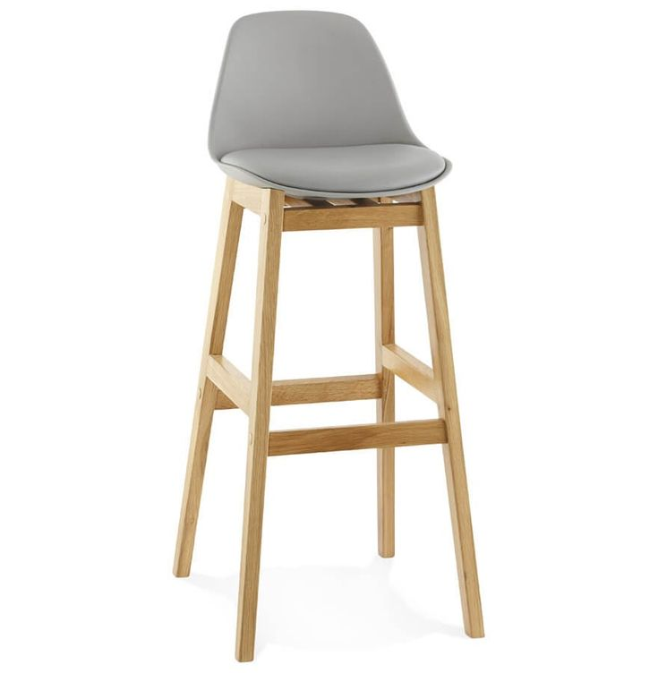 Elsa Scandinavian Style Oak Bar Stools online | Buy Bar Stools with Zurleys.co.uk
