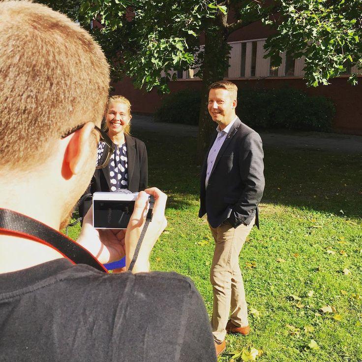 "Behind the scenes of a new channel for ""Vakna Uppsala"" breakfast meetings for Uppsala businesses.  #iList #ilistambassador #uppsala #limitless #swedentech #uppsalatech #canon #frukoatmöte #vaknauppsala #företagare #småföretagare #näringsliv #entrepreneur #entrepreneurlife #entrepreneurship #entreprenör #startuplife #stayhungry #startuplifestyle #startup #creative #media #sweden #business"