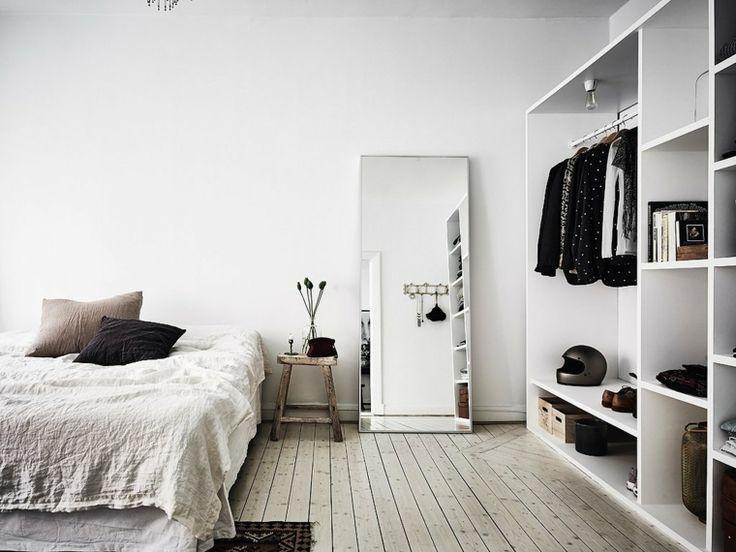 Design weiße Schlafzimmer – Die besten Möglichkeiten, diese Farbe zu verwenden