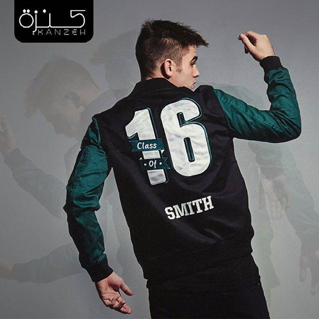 Order through our website www.kanzeh.net #Dubai #Sharjah #Fashion #tshirts #jackets #hoodies #tank_tops #Design #Senior_jackets #varsity_jackets #kanzeh #continuum_trading #fitness #gym_wear #smart_casual #classy #casual #fitwear #summer #سينيور #جاكيتات #جاكيتات_سينيور #جاكيت_تخرج