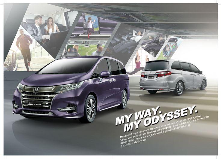 Jakarta – PT Honda Prospect Motor meluncurkan model terbaru New Honda Odyssey pada (1/3) di Jakarta. Berbagai perubahan pada eksterior dan interior yang semakin stylish serta fitur-fitur baru yang …