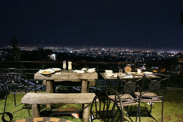 best cafe with view in bandung indonesia
