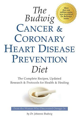 Bestseller Books Online The Budwig Cancer & Coronary Heart Disease Prevention Diet: The Revolutionary Diet from Dr. Johanna Budwig, the Woman Who Discovered Omega-3s Dr. Johanna Budwig $10.85  - http://www.ebooknetworking.net/books_detail-1893910423.html