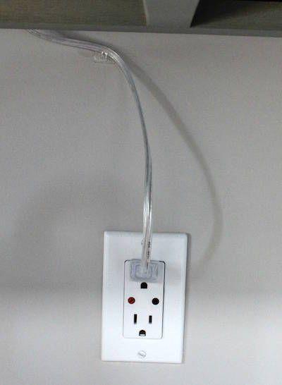 Marre d'avoir des câbles apparents à la maison ? C'est vrai que ce n'est très esthétique des fils qui traînent par terre... En plus, ça peut être dangereux pour les enfants de laisser des c�...