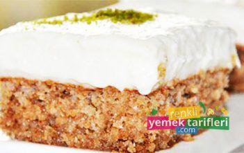Kıbrıs Tatlısı Tarifi Kıbrıs tatlısı tarifi,kıbrıs tatlısı nasıl yapılır,tatlı tarifleri,sütlü tatlılar,dessert recipe http://renkliyemektarifleri.com/kibris-tatlisi-tarifi