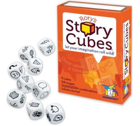 Gamewright TGMW-12 Rory's Story Cubes