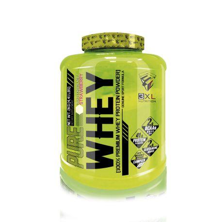 Découvrez tout sur la Pure Whey 3XL Nutrition, l'un des best-sellers du marché à prix discount : composition, conseils d'utilisation, avis