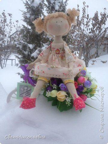 Кукла Вика фото 4