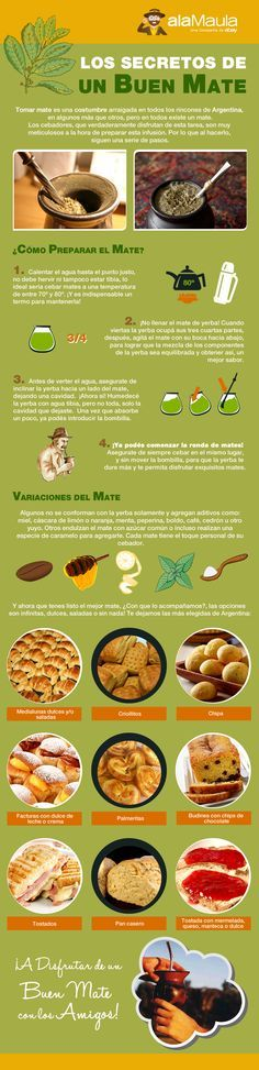 ¿Sabes realmente preparar un #mate?