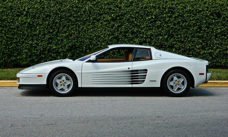 Ferrari Testarossa From The Wolf Of Wall Street Is Now For Sale