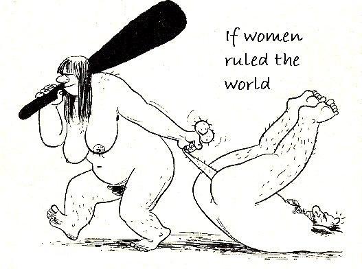 If women rule the world