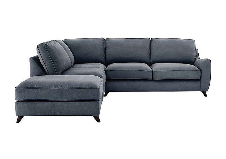 Carrara Corner Chaise Sofa