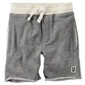 Keep him cool and comfy for playtime or downtime in these French terry shorts.