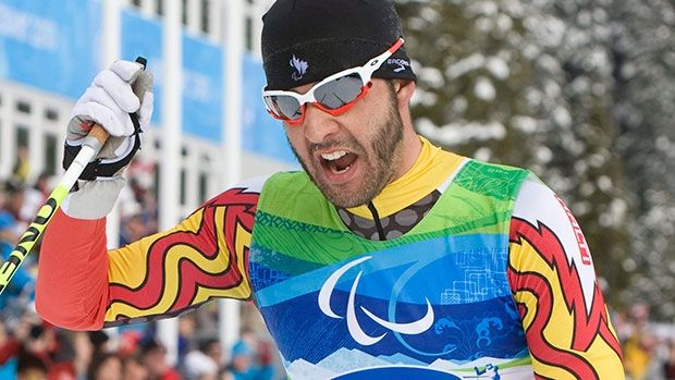 Canadian cross-country skier Brian Mckeever will look to add to his medal collection when he competes at the March 7-16 2014 Paralympic Games in Sochi. Canada will send 54 athletes to the Games. #WHATSTHERE #WeAreWinter
