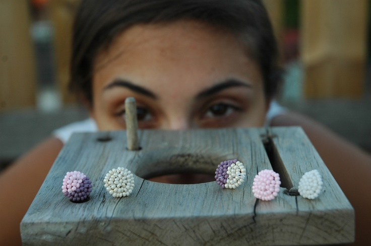 earrings- o