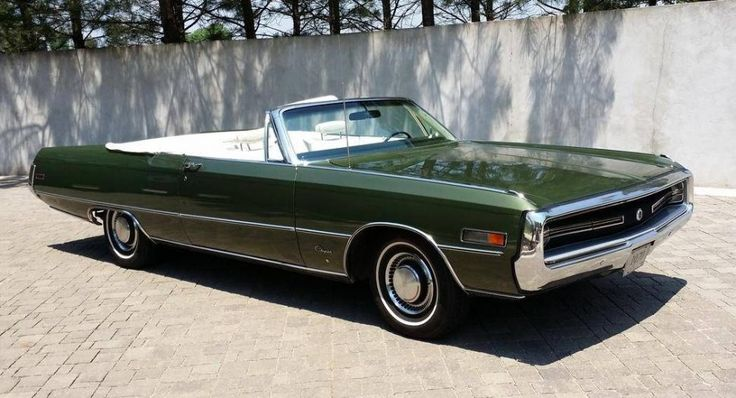 Hemmings Find of the Day – 1970 Chrysler 300 convert | Hemmings Daily