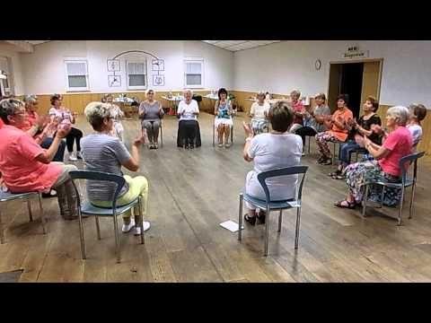 Tanzen im Sitzen Radetzky Marsch - YouTube