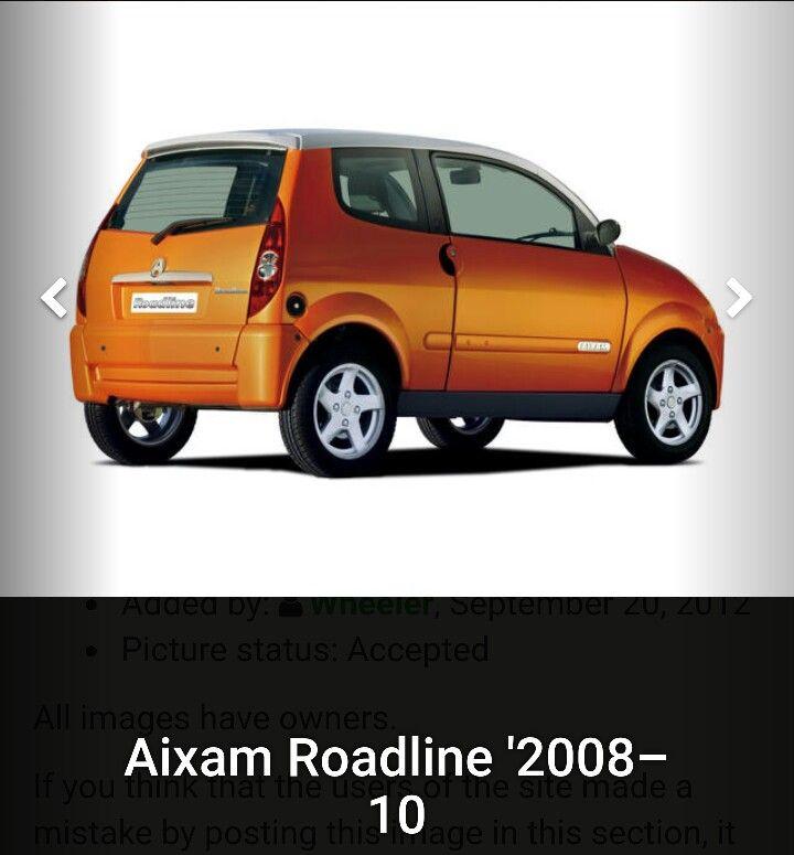 2008   2010 Aixam Roadline