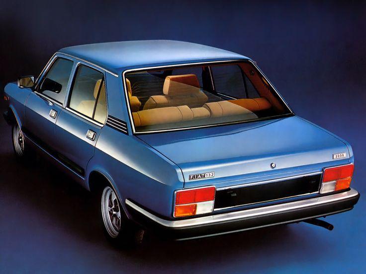 Fiat 132 2000 mk III