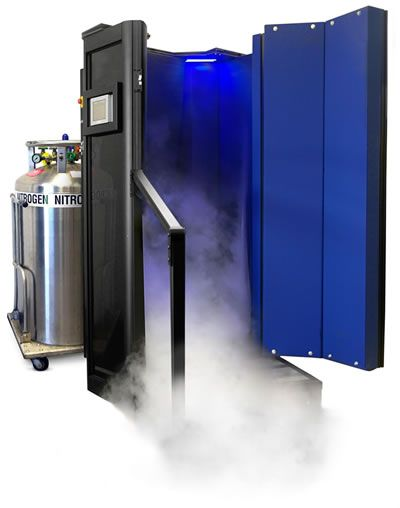 Cryotherapy by Celebration Cinema - want to try! 3 mins