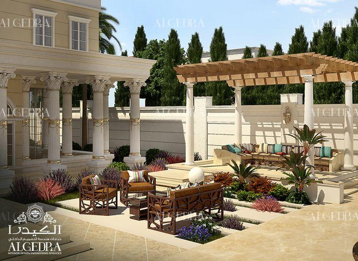 Exterior Design Landscaping 16 best villa exterior design images on pinterest | exterior