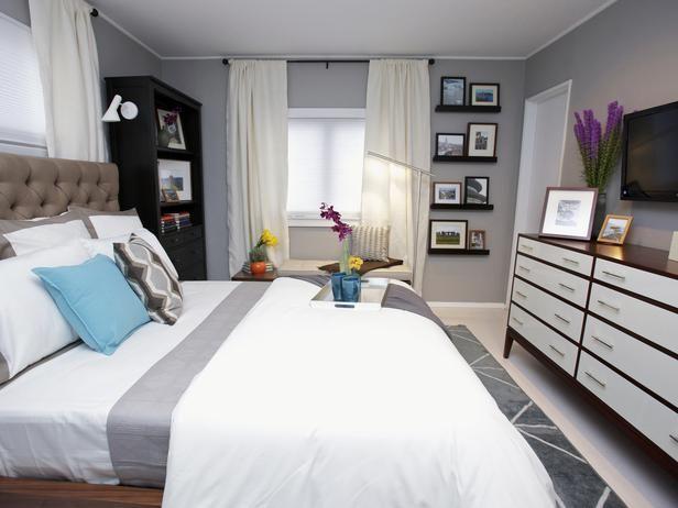 Modern   Bedrooms   Lori Dennis : Designer Portfolio : HGTV - Home  Garden Television