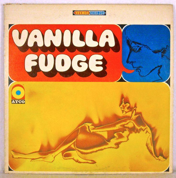 60s Rock Album Covers | Vanilla Fudge – Vanilla Fudge