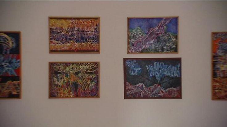 Galerie Sokolská 26 představuje novou tvorbu Zbyška Siona — Kultura —…