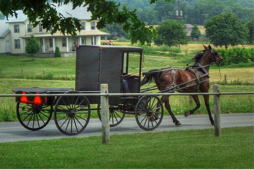 Amish country, Lancaster County, PA | Thomas Grim | Flickr