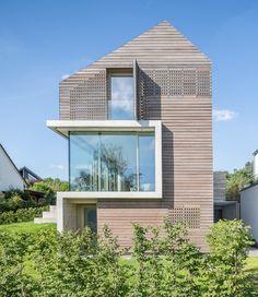切妻 EFH S34 / msm Architekten Innen Architekten | Modern House
