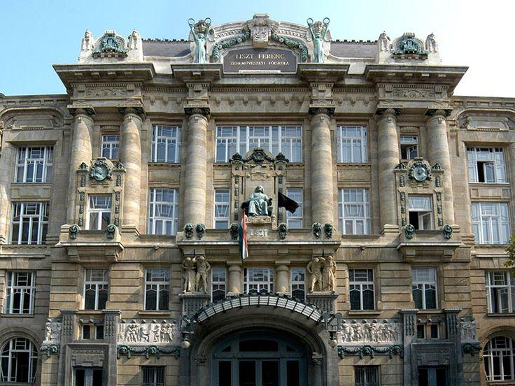 Budapest tíz szemet gyönyörködtető épülete   Gyógyvizek.hu - Gyógyvizeink, Orvosaink - Magyar értékeink