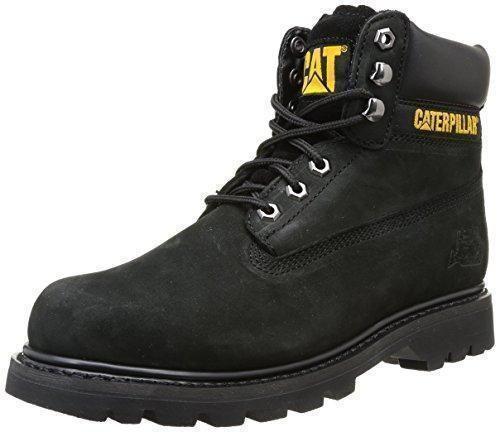 Oferta: 204.69€ Dto: -65%. Comprar Ofertas de Cat Footwear Colorado - Botines con cordones, Hombre, Negro (Mens Black), 42 barato. ¡Mira las ofertas!
